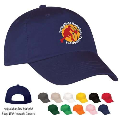 100% Cotton Twill Price Buster Caps