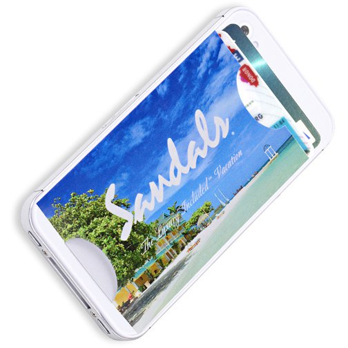 Paper RFID Blocker Cell Phone Wallets