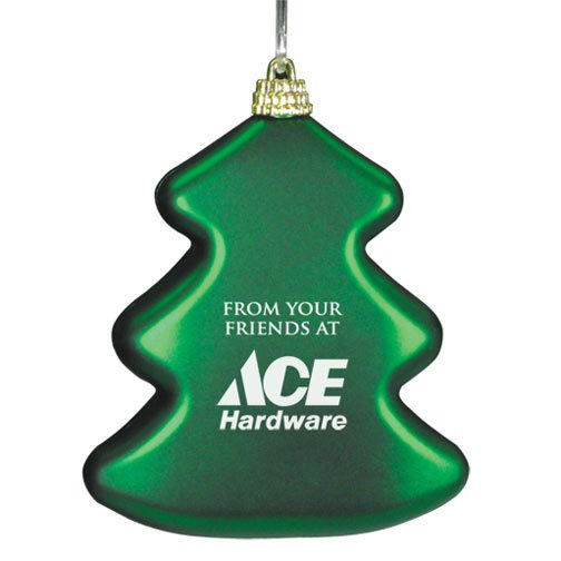 Shatterproof Tree Ornaments