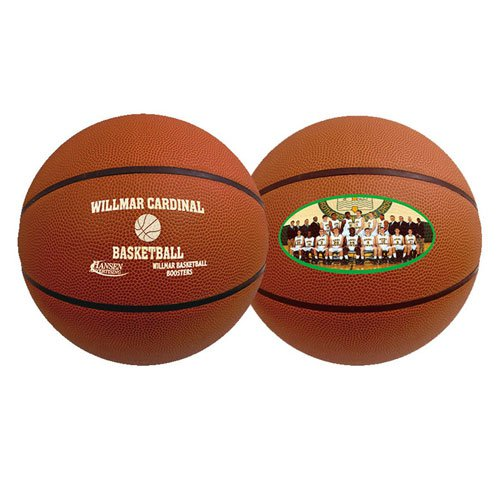 Basketball - Full Size (Synthetic Leather)