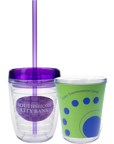 12 oz. Double Wall Tritan Tumblers