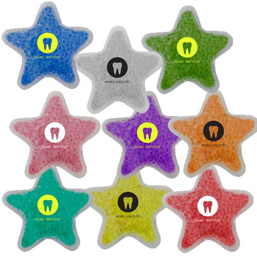Star Shaped Hot / Cold Packs