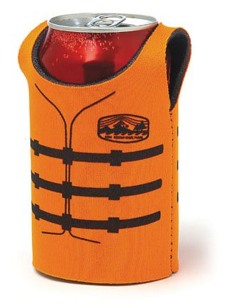 Sleeveless Jersey Scuba Foam Can Holder
