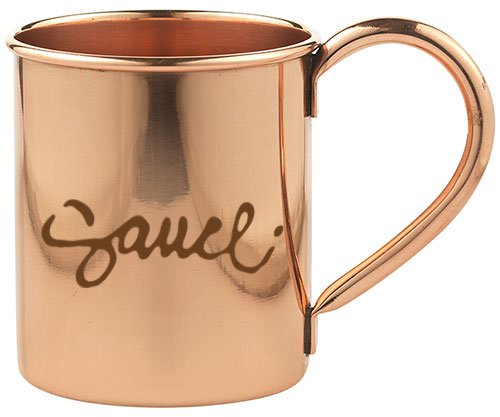 16 oz. Kiev Copper Mule Mugs