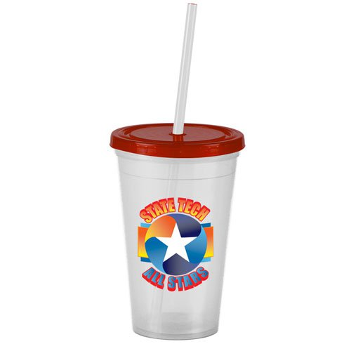 16 oz. Digitally Printed Pioneer Tumbler