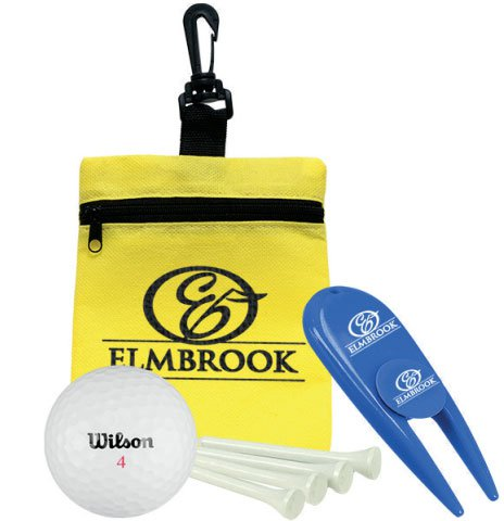 Golf in a Bag Value Gift Set
