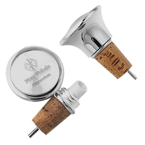 Napa Valley Wine Stopper and Pourer