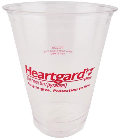 20 oz. Soft Sided Plastic Cups
