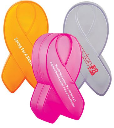 Awareness Ribbon Coin Banks