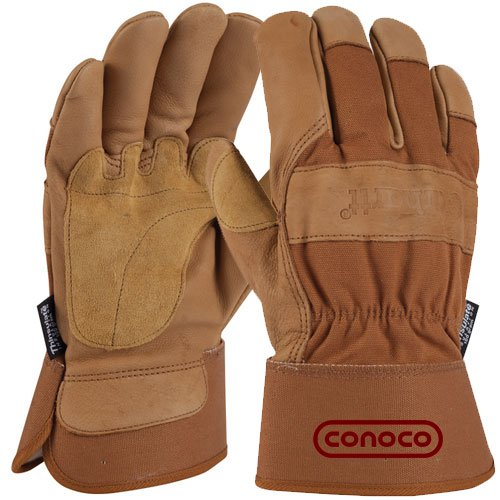 Carhartt Insulated Leather Work Gloves