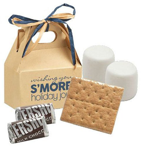 S'mores Kit in Mini Gable Box