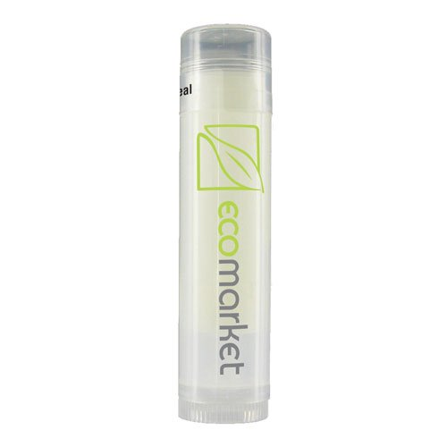 Natural Lip Balm in Clear Tube