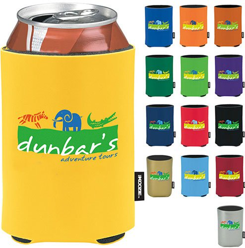 Vinyl KOOZIE Can Holders