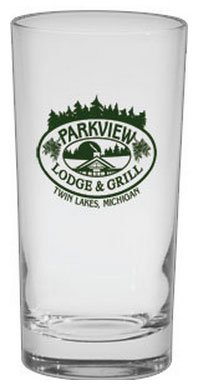 12 oz. Beverage Glass
