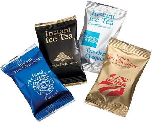 Instant Hot Chocolate Single Serving Packs