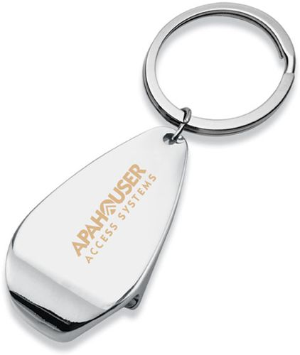 Deluxe Bottle Opener Key Chains