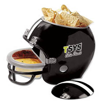 Snack Football Helmets