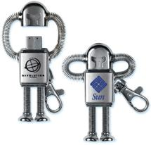 4GB Robot Dude Flash Drives