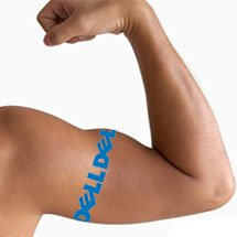 "1.5"" x 10"" Adult Armband Temporary Tattoos"