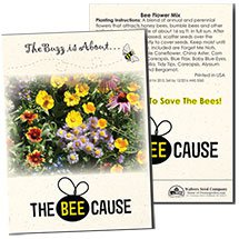 Bee Mix Seed Packets