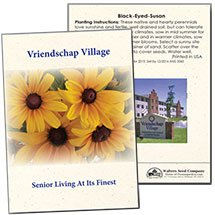 Black-Eyed Susan Seed Packets