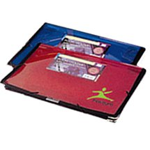 Expandable Plastic Pocket Folder - 9 x 11.50