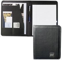 Manhattan Leather Writing Pad
