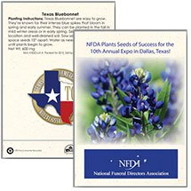 Texas Bluebonnet Seed Packets