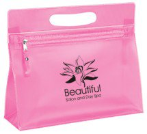 Breast Cancer Awareness Pink Vanity Bags