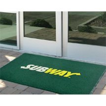3' x 5' Flocked Olefin Mats