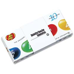 10 Flavor Jelly Belly Beananza Candy Boxes