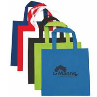 15 x 16 Non Woven Budget Tote Bags