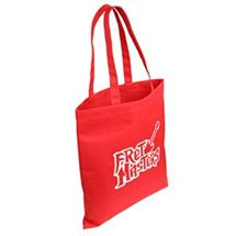 15 x 17 Gulf Breeze Recycled PET Tote Bags, No Gusset