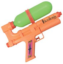 Water Tanker Guns, 10""