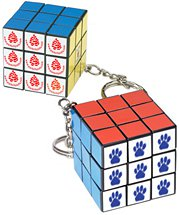 Micro Rubik's Cube Key Holders