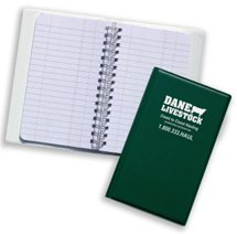 Wire-o Tally Books - Junior