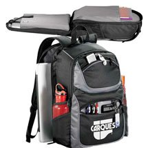 Continental Checkpoint-Friendly Compu-Backpacks