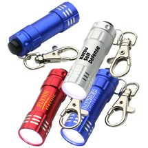 Bright Shine LED Key Chains