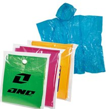 Rally Disposable Ponchos