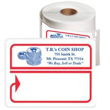 "3"" x 4""  Roll Shipping Labels"