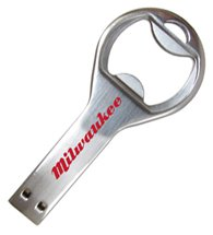 4GB USB Flash Drives with Bottle Opener