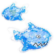 Hot / Cold Gel Packs - Fish Shaped