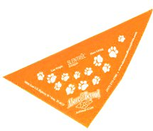 "14"" x 18"" Triangular Rally Towels"