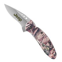 Kershaw Scallion Knives - Camo