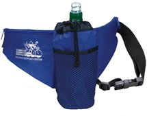 Nylon Water Bottle Fanny Packs
