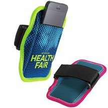 Full Color JogStrap Neoprene Smartphone/iPod Holder
