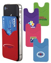 Silicone Smart Phone Wallets