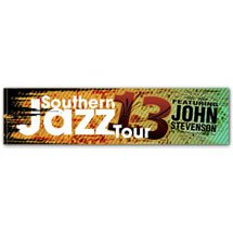 "9.25"" x 2.06"" Full Color Bumper Stickers"
