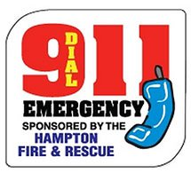 911 Emergency Magnets - Low Minimum