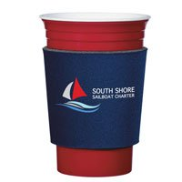 Comfort Grip Scuba Foam Cup Sleeves